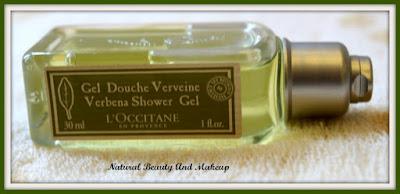 L'Occitane Verbena Shower Gel (travel set)