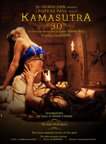 18+ Kamasutra 3D (2014) Hindi Movie 480p BluRay 500MB