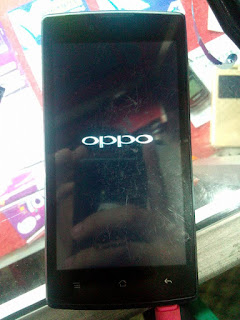 Cara Flash Oppo R831K