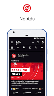 Fella for Facebook Premium v1.9.1 Paid + Mod APK Is Here !