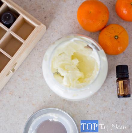 DIY: Cách làm kem dưỡng ẩm toàn thân chỉ trong 5 phút