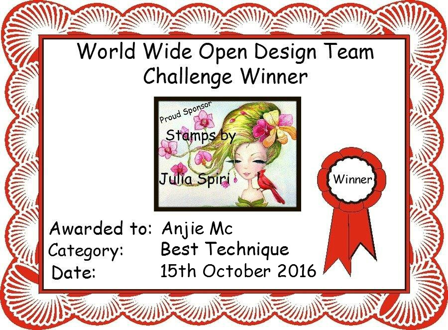 World Wide Design Team Winner
