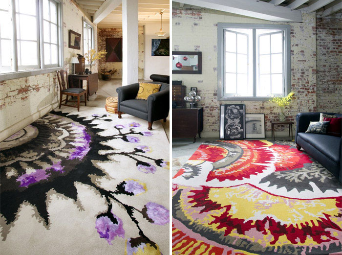 Designed Rugs for a Fashionable Interior 2