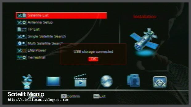 Cara Mudah Upgrade Firmware Receiver