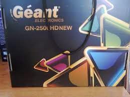 Mise à jour GN-250/2500 HD  01/11/16