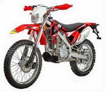Harga Viar Cross X 200 ES