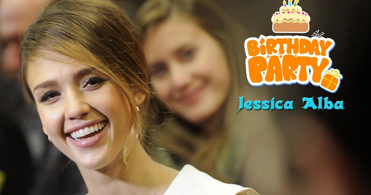 happy birthday to jessica alba  april 28