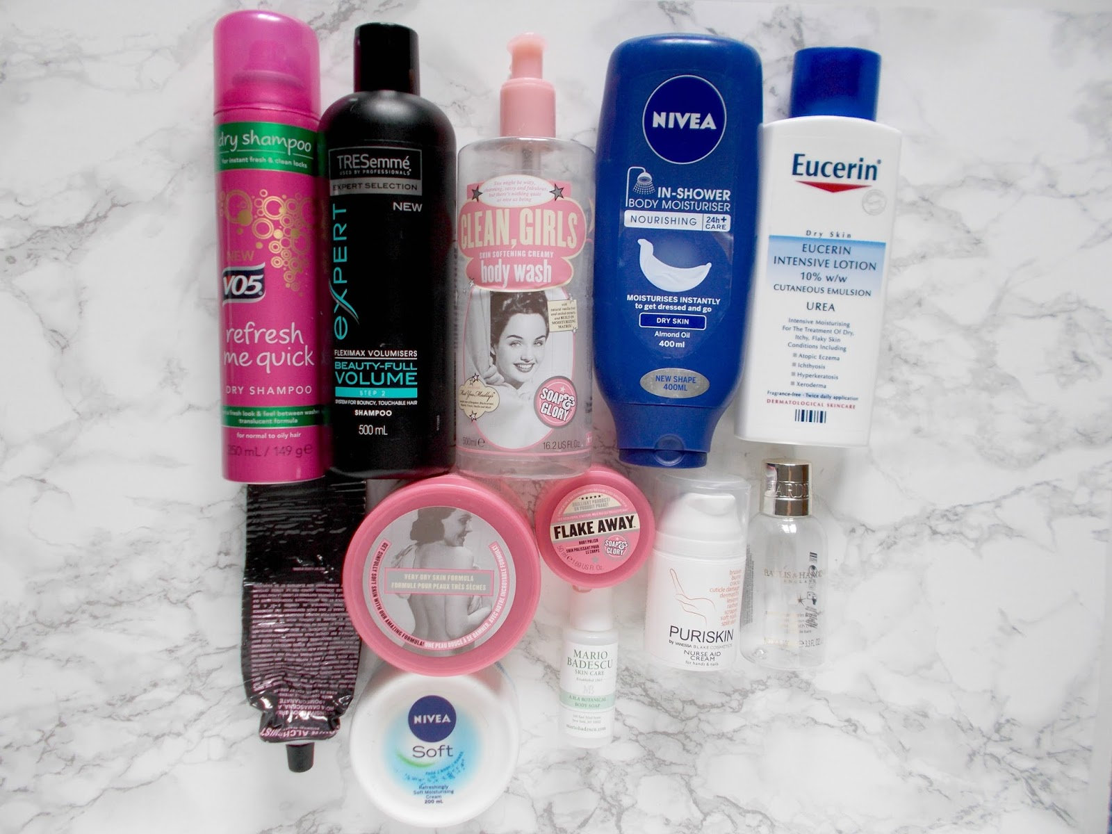 product empties reviews
