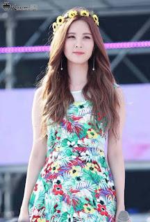 Foto Cantik Seohyun Girls Generation