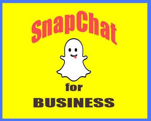 snapchat untuk pelaku bisnis