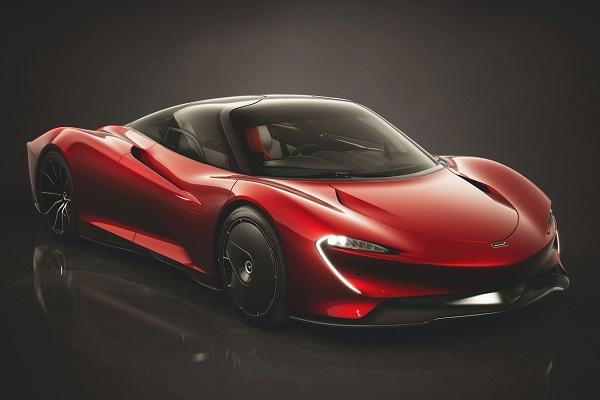 McLaren Speedtail Bloodline