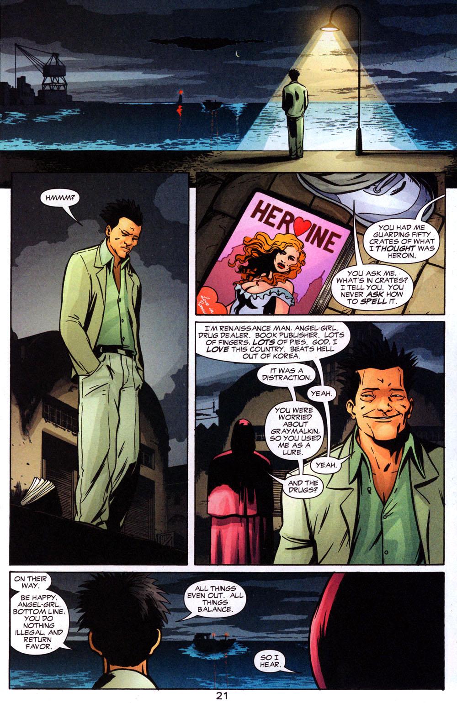 Read online Fallen Angel (2003) comic -  Issue #2 - 22