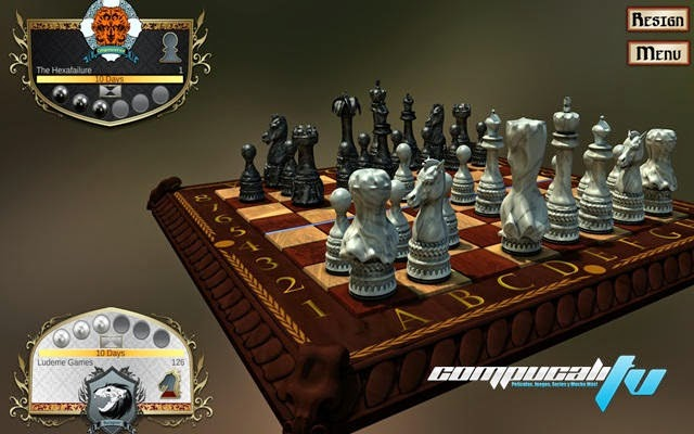 Chess 2 The Sequel PC Full