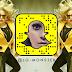 ¡Encuéntranos ahora mismo en Snapchat! @LG-MONSTER