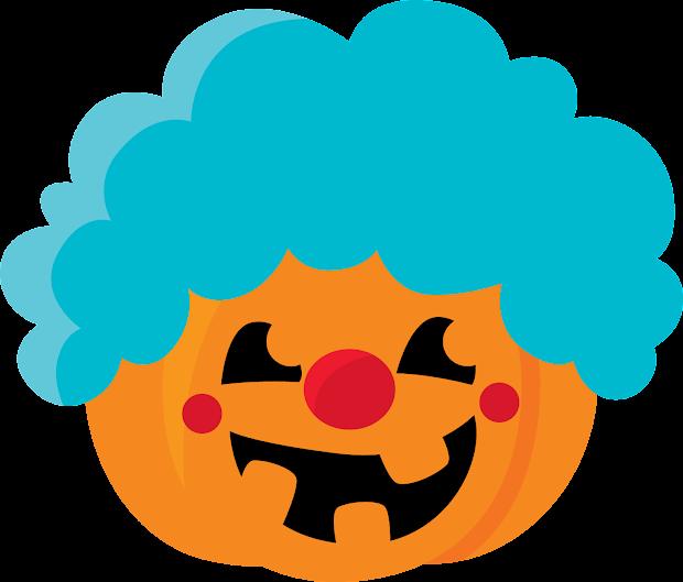 Cute Halloween Pumpkin Clip Art
