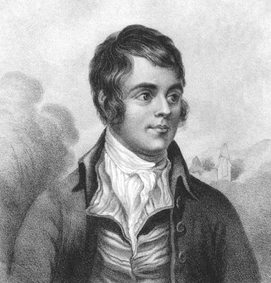 Robert Burns - Scottish bard