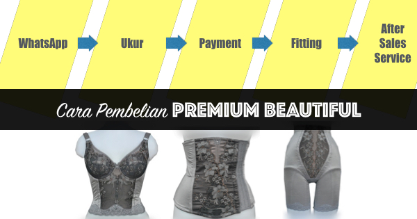 cara pembelian premium beautiful