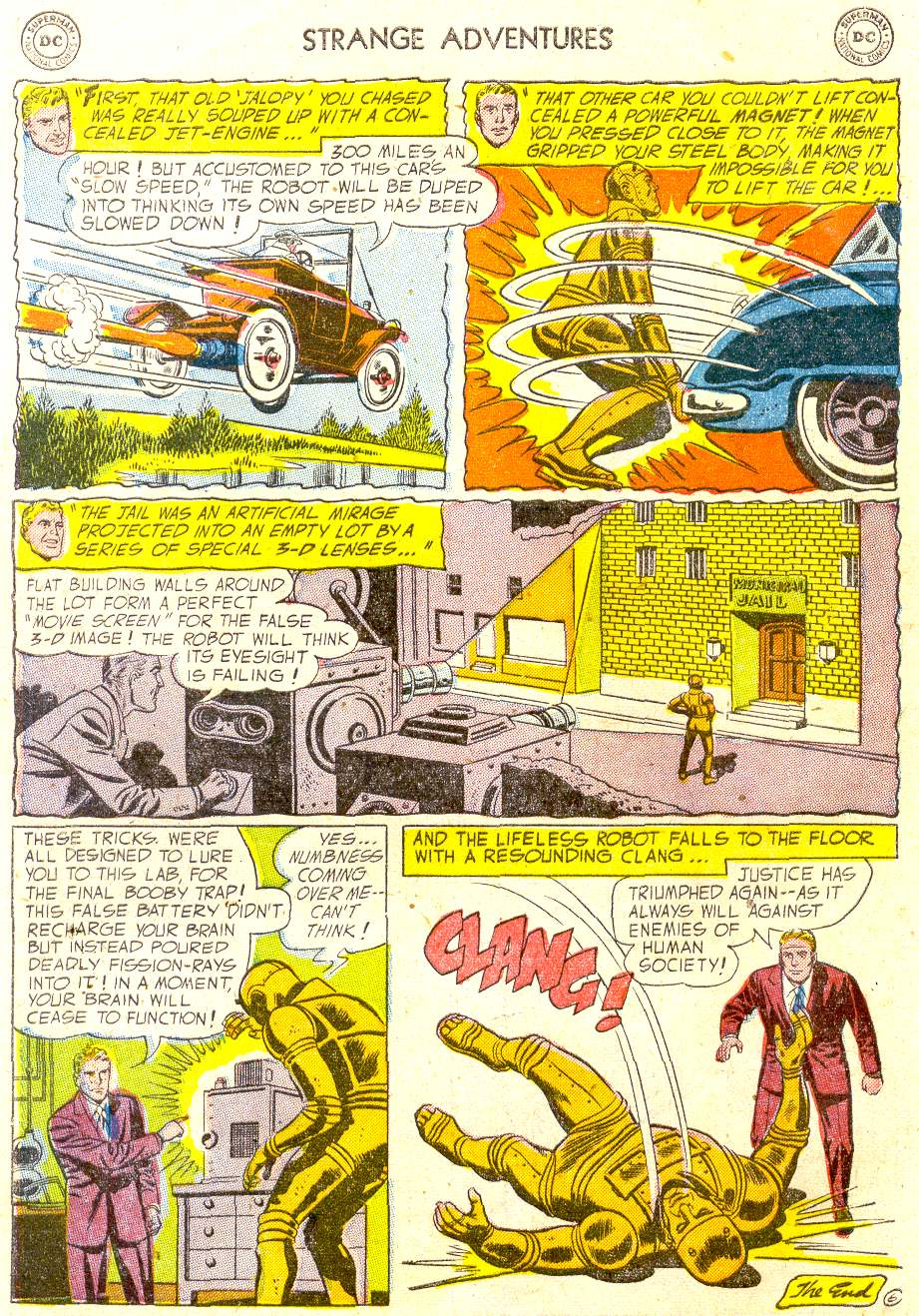 Strange Adventures (1950) issue 54 - Page 32