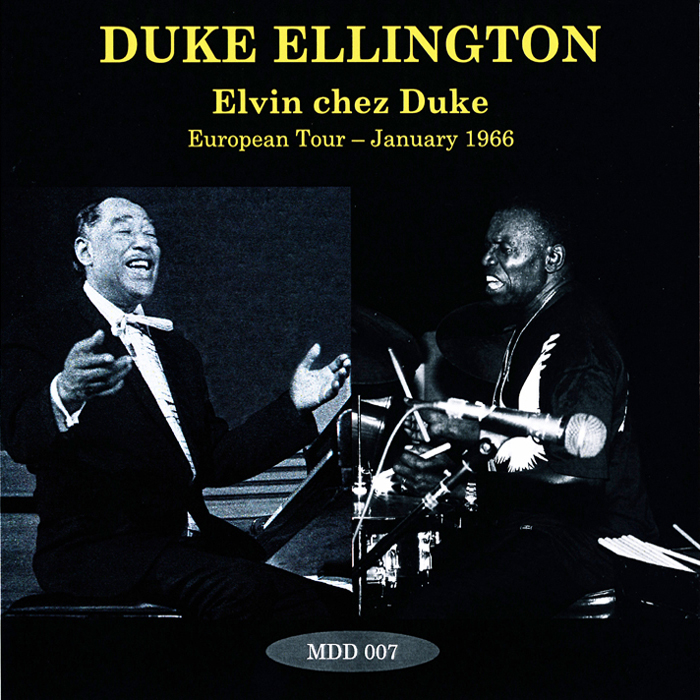 Duke Ellington Elvin Chez Duke European Tour January