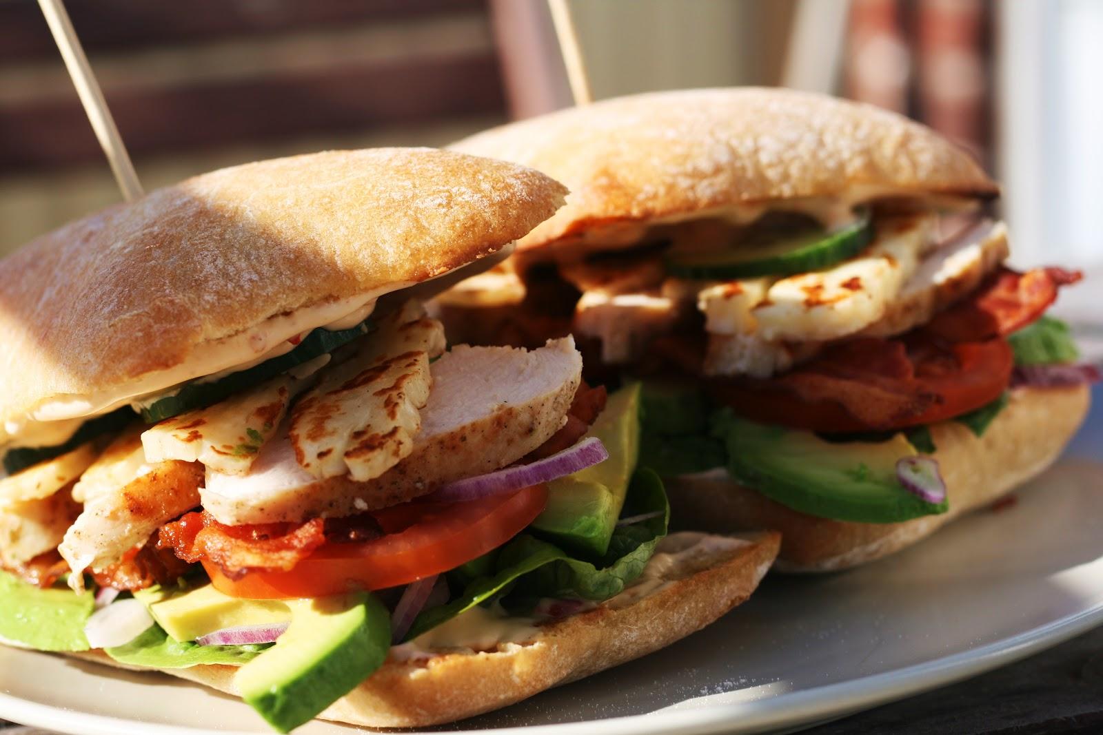 Sandwichficken