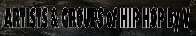 Artistas & Grupos de Rap / Hip Hop por V