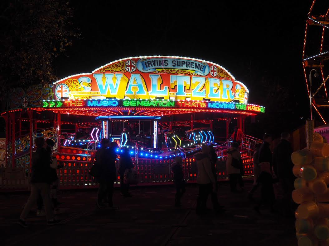 Winter Wonderland waltzer