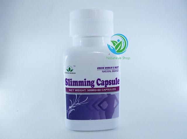 Slimming Capsule Green World Penurun Berat Badan