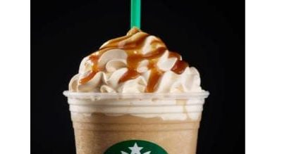 Starbucks ULTRA CARAMEL FRAPPUCCINO, A Review of Sorts
