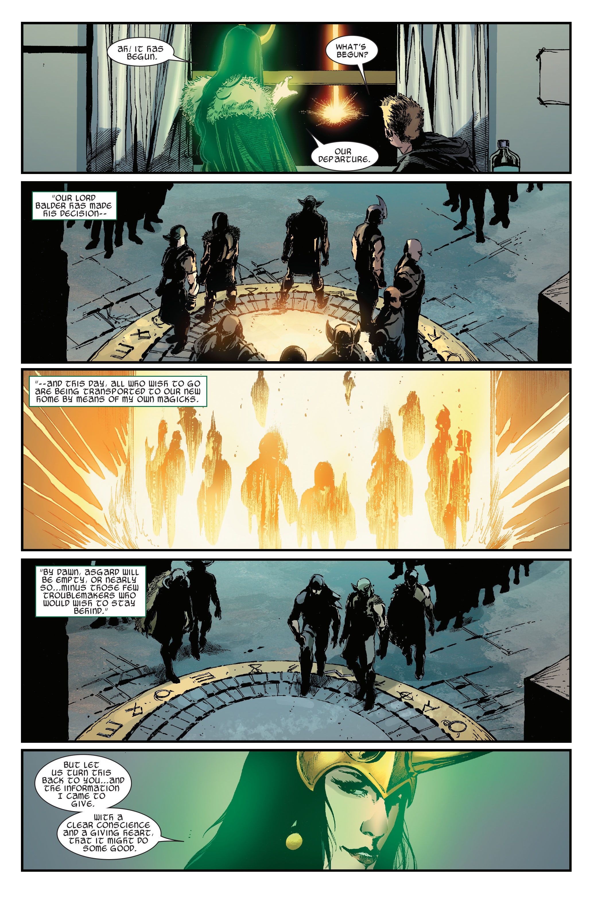 Thor (2007) Issue #601 #14 - English 20
