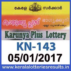 http://www.keralalotteriesresults.in/2017/01/kn-143-live-karunya-plus-lottery-results-05-01-2017-kerala-lottery-result.html