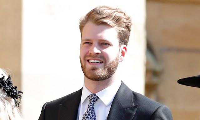 Guarde esse nome: Louis Spencer, o desejado primo do príncipe Harry
