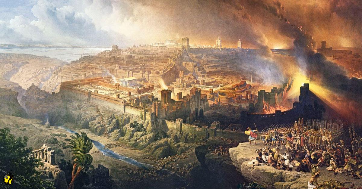 O que foi a Queda de Jerusalém?