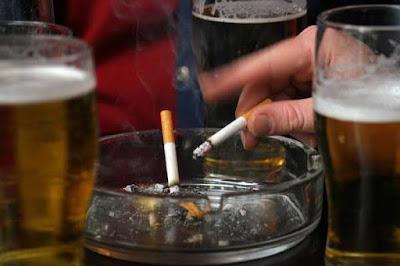 التوقف عن التدخين يساهي في علاج حموضة المعدة