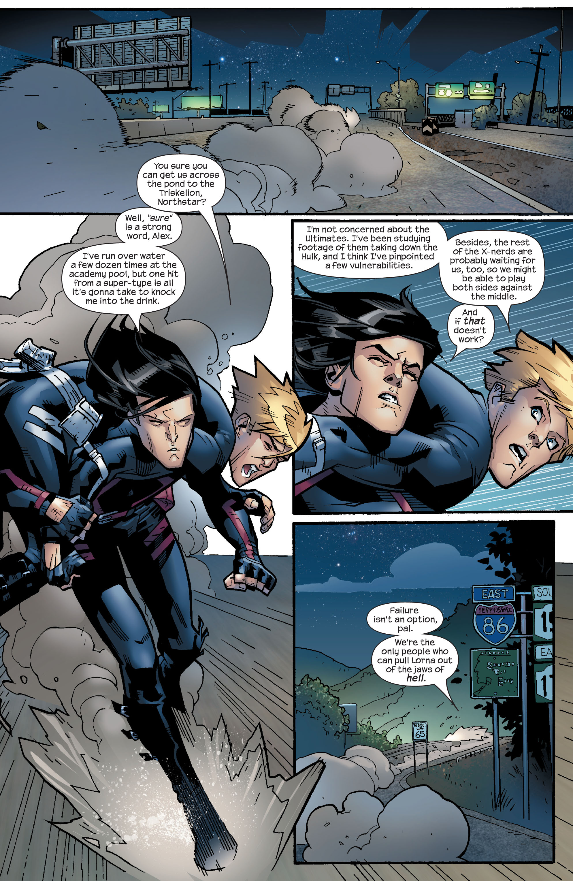 Read online Ultimate X-Men comic -  Issue #64 - 6