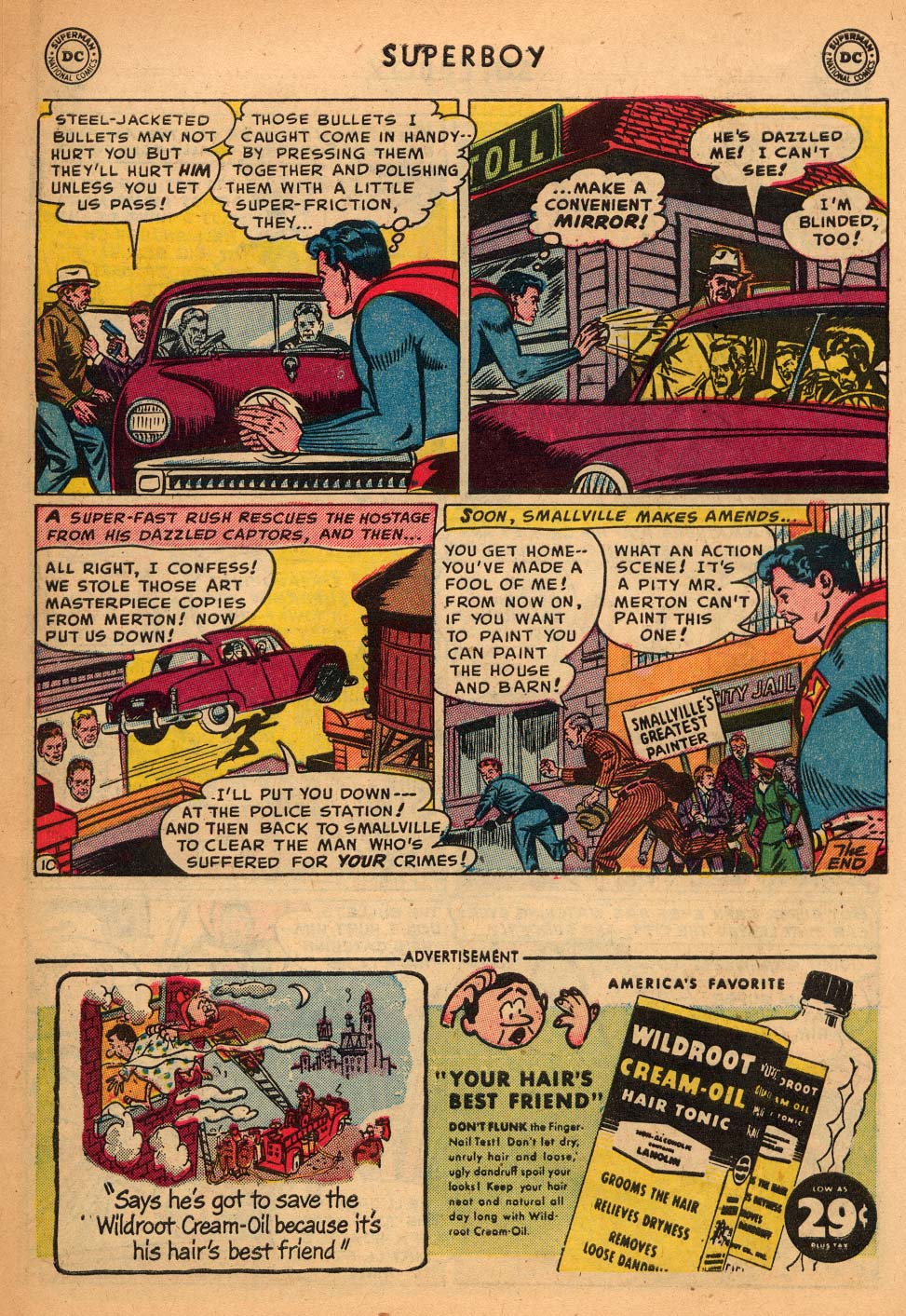 Superboy (1949) issue 25 - Page 11