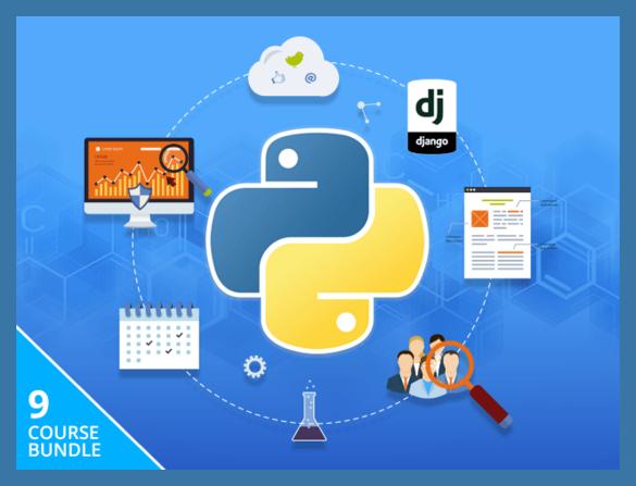 Python 3 Bootcamp Discount Bundle