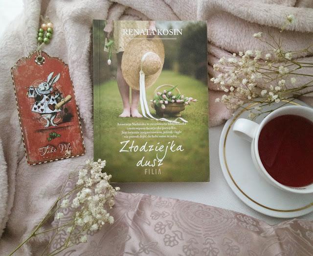 """""""Złodziejka dusz"""" - Renata Kosin"""