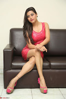 Shipra Gaur in Pink Short Micro Mini Tight Dress ~  Exclusive 072.JPG