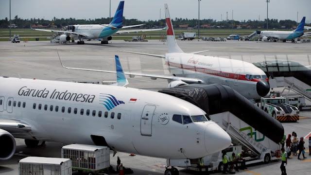 Pilotnya Sebar Berita Hoax Pengeboman Gereja di Surabaya Rekayasa, Garuda Lakukan Pemeriksaan Dan Lakukan Langkah Ini....