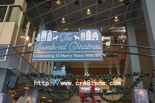 7c70aec4560f The Swede-est Christmas and 15th Anniversary of IPC Shopping Centre