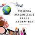 Comprar maquillaje en el exterior (desde Argentina)