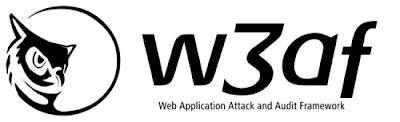 w3af framework