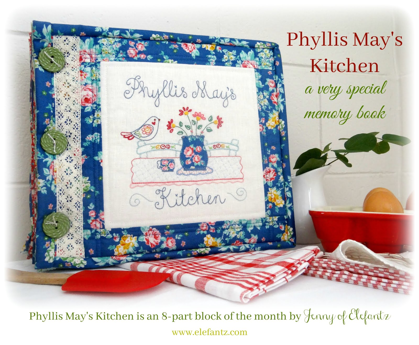 Phyllis May's Kitchen BOM