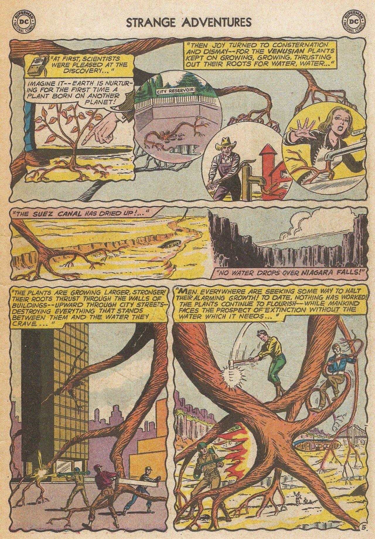 Strange Adventures (1950) issue 139 - Page 7