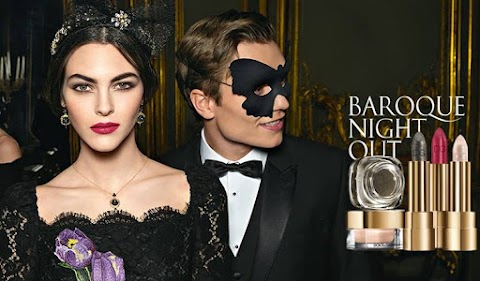 Dolce & Gabbana Holiday 2016 Baroque Night Out Collection