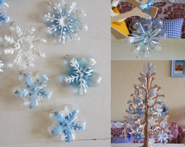 Conosciuto Fatto in casa: Tante idee per creare addobbi di Natale fatti in  VP62
