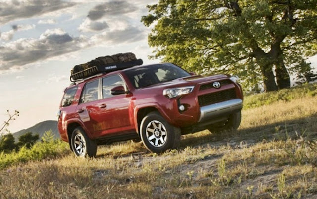 Toyota 4Runner 2017 TRD Off-Road