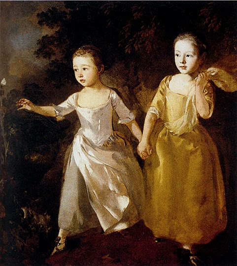Thomas Gainsborough ritrattista