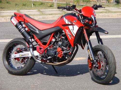 Xt Tunada on Motos Honda Xr 600