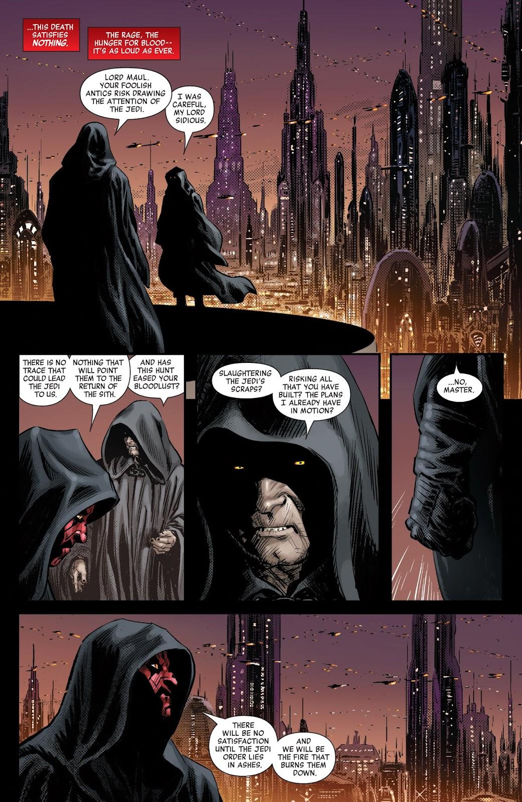 Read online Star Wars: Age of Republic - Darth Maul comic -  Issue # Full - 11